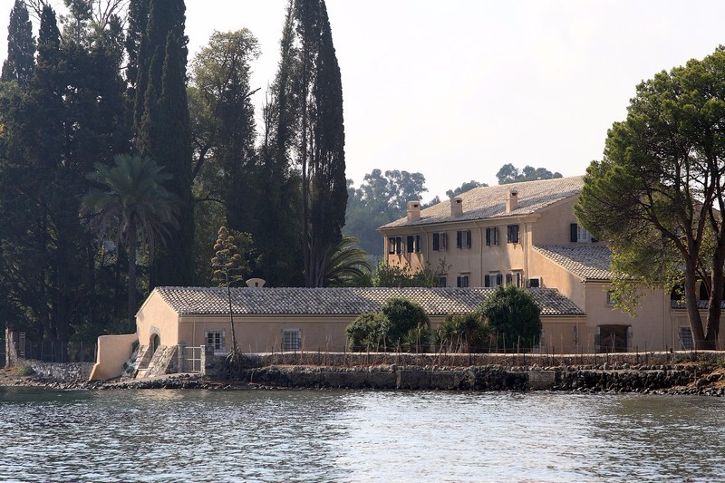 Famous Sights in Corfu